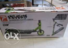 Reverb Electric Scooter - Electric Green