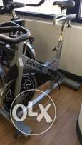 spinning bike for sale 8 free motion, 1 star trac