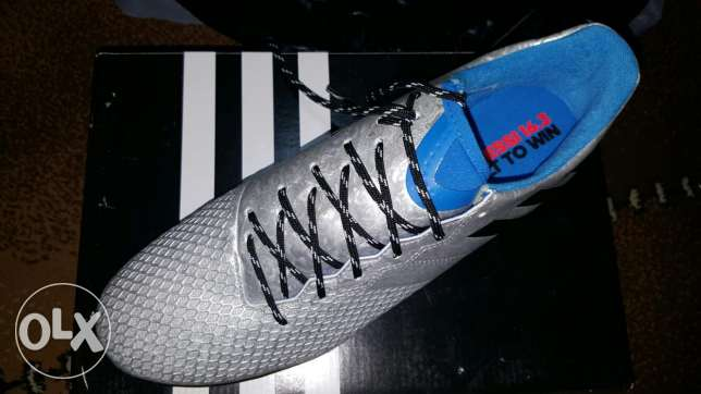 new adidas 16.3 Messi football shoes