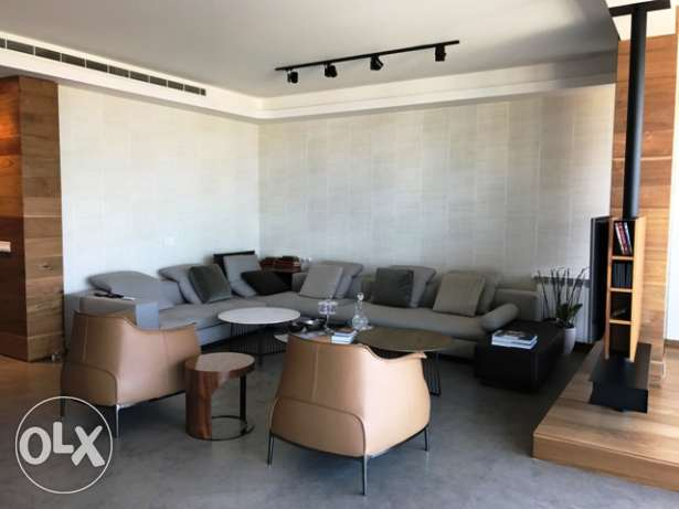 new and decorated apartment for sale in achrafieh أشرفية -  1