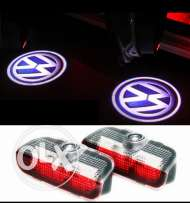LED Door Courtesy projector Shadow Light For VW Golf