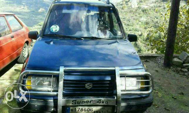 Suzuki vitara 1996 full options 5000$