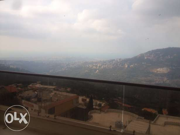 apartment in chouit 140m2 with a sea view