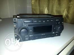 chrysler sebring orginal radio cd