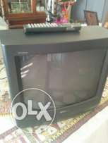 "17"" screen TV (good condition)"