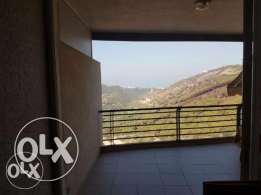Chalet 68 m2 (1 bedroom) in Jeita Country Club for rent