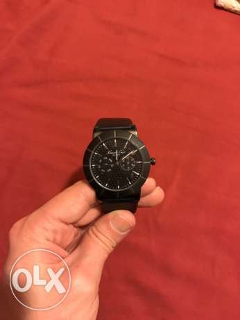 Black Kenneth Cole Watch