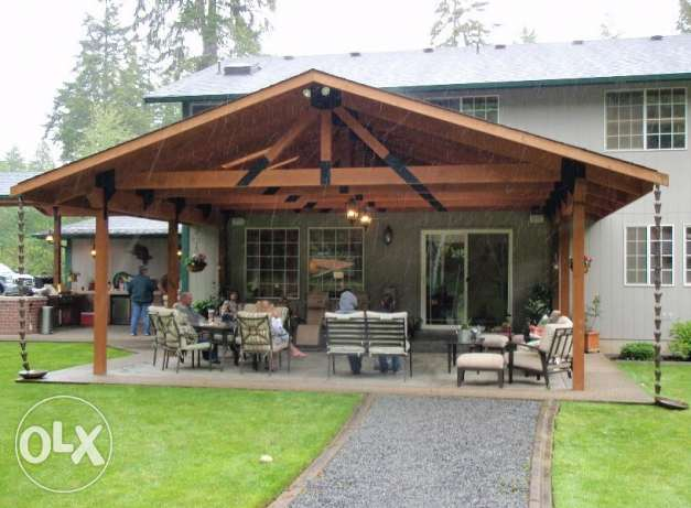 Enjoy your Outside Living with Attractive Pergolas