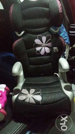 Car Seat for Toddlers (3-5 years old)