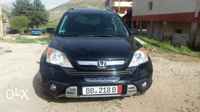 Crv full option ajnaby 4well clean car fax ajnaby 2008