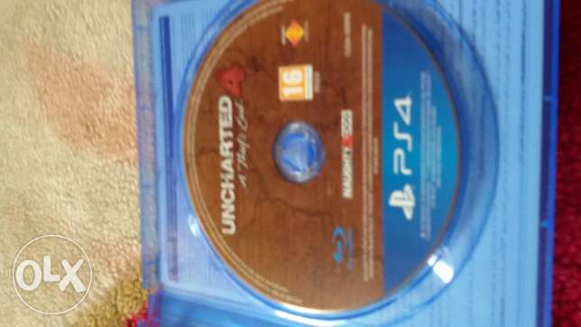 UNCHARTED 4 for 25$ used 2 times