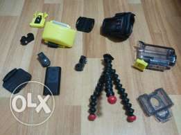 SONY HDR action camera tools