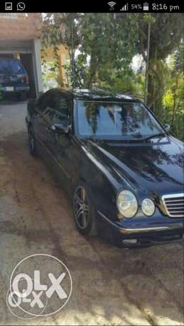 Mercedes em 3youn model el 2000 very clean car المية و المية -  2