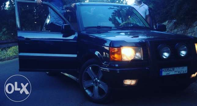 Range Rover Autobiography Special Edition 1998 بعبدا -  1