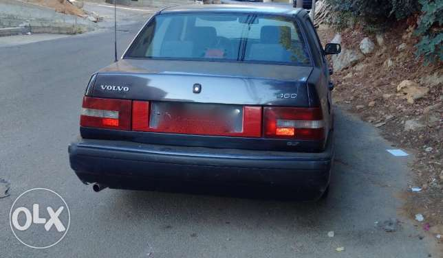 Volvo 460 Year 1996, Very Low Milage and clean . 2ankad أشرفية -  2