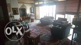 Fully furnished 315sqm apartment for rent in Ghadir