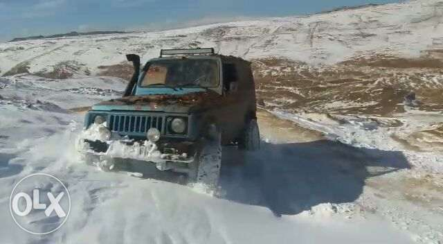 Jeep 5are2 nadafe