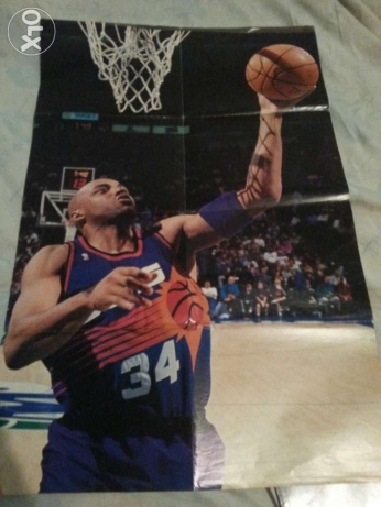 Old nba legends posters