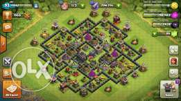 for sale 150 finsh clash of clan