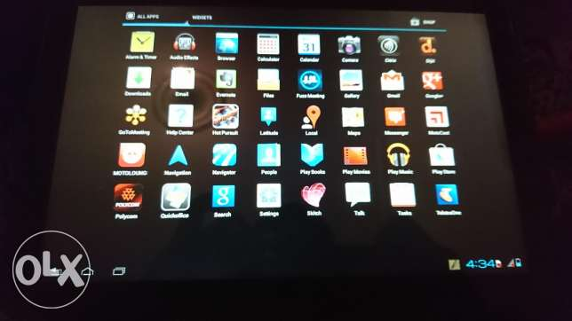MOTOROLA tablet xoom 2 cellular