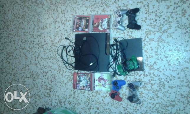 Ps3 w ps2 for sale الشياح -  4