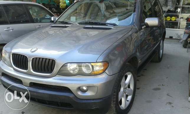 X5 BMW sport packg2004