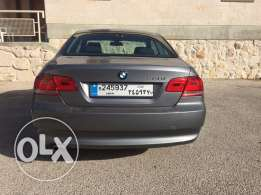 bmw 320 coupe 2008