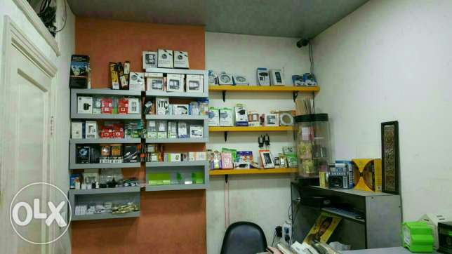 Phone shop for sale الشياح -  2