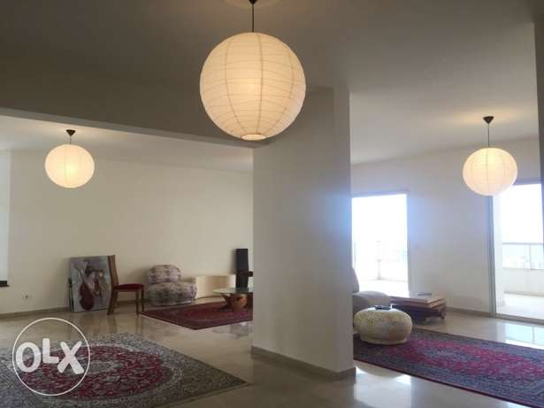 Furnished apartment for RENT - Clemenceau 280 SQM