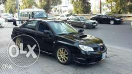 Subaru impreza sti 2007 super clean for sale or trade