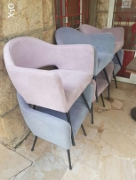 Lot of 65 chairs heavy duty