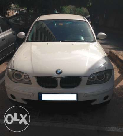 BMW 1 Series in a very good condition for sale