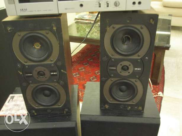 Speakers Warfedale