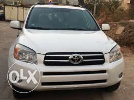 Toyota Rav 4 Limited 2007 + jld + camera+ fatha