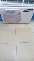 Samsung air condition 24000 very clean used 4 months