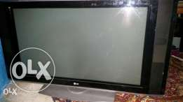 tv LG 42 inch plazma and tv star 29 inch