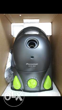 prosonic vacum cleaner ( whatsapp 70/450169)