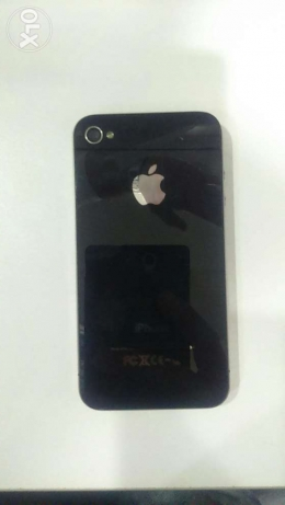 Used for sale iphone 4 32 g very very very good condition راس النبع -  4