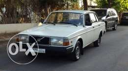 For sale: volvo 244 GL