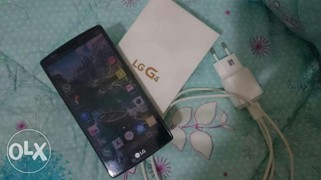 LG G4: 32GB, 3 RAM, 16Mp main camera and 8Mp selfie camera الكورة -  1