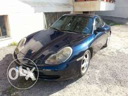 CARRERA 996 F/O tiptronic paddle shift low miles in Showroom Condition