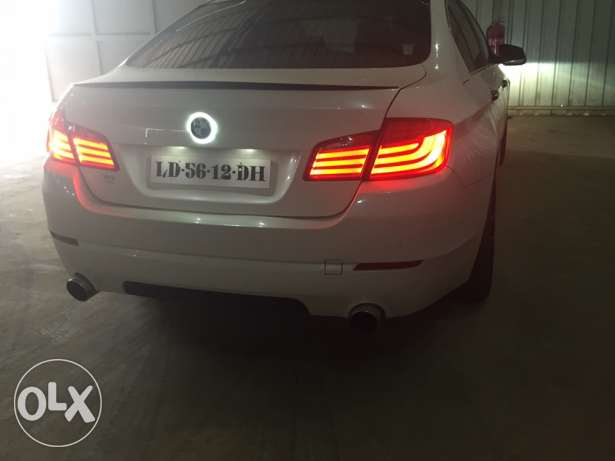 BMW 535i twinpower turbo صور -  6