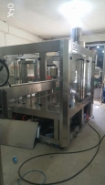 3 in1 washing filling and capping machine for 3ayran