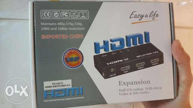 Hdmi Expansion