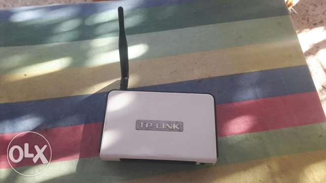 Wireless router المرفأ -  1