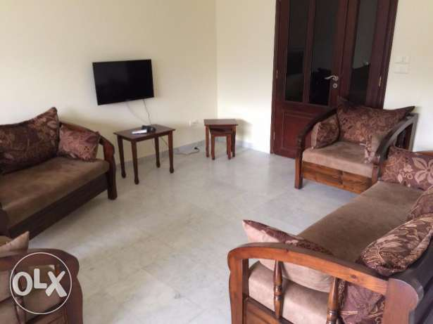 For Rent - Fully furnished three Bedrooms Apartment - NDU Zouk Mosbeh