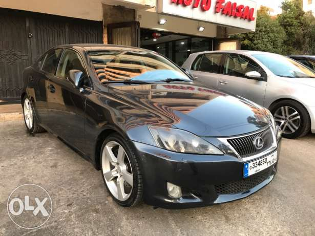Lexus IS350 Model 2009 Company Source