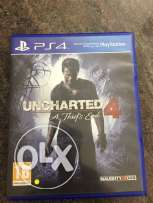uncharted 4 ps4 (trade)