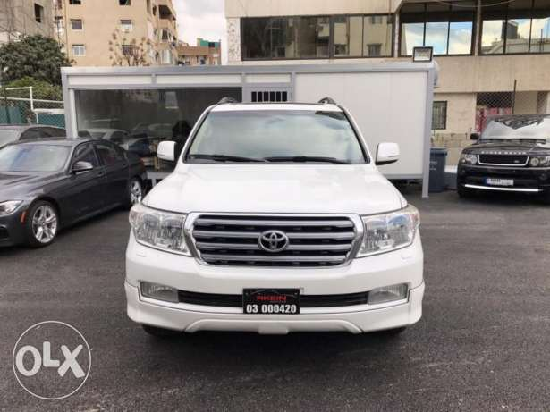 Rkein Motors :Land Cruiser VX-R V8 2009