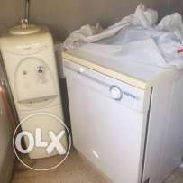 Dish Washer AND Water cooler for SALE